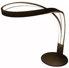 SkyeyArc Arc LED Table Lamp, Curved LED Desk Lamp, Contemporary Minimalist Warm