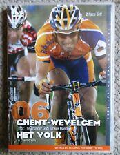 2006 Omloop Het Volk/Ghent Wevelgem World Cycling Productions 2 DVD Very Clean