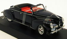 Signature Models 1/32 Scale Model Car 32333 - 1939 Lincoln Zephyr - Dark Blue