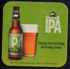 GOOSE ISLAND  - EXPORT BEERCOASTER FROM THE USA JN16016