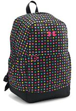 Under Armour Girl's Favorite Backpack,Black/Harmony Red,One size
