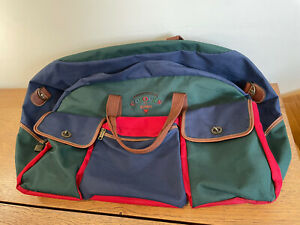 Large Holdall Bag Colours By Antler Good Used Condition