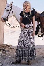 Spell Designs Delirium Maxi Skirt Cream - Size M BRAND NEW
