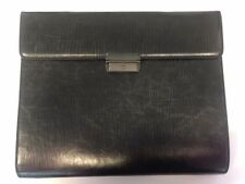 Hugo Boss Black Leather Briefcase