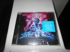 Muse Simulation Theory 2018 New  Sealed CD UK Version 10 Tracks Free Shipping
