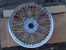 "Wheel aluminum for a motorcycle URAL 19"" (NEW)"