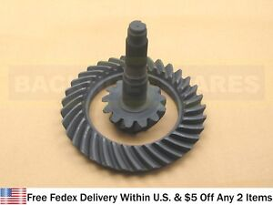 JCB PARTS - CROWN WHEEL & PINION RH SPIRAL 13T/33T M30 (PART NO. 458/70246)