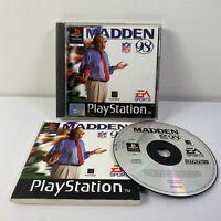 Madden NFL 98 Playstation 1 (PS1)