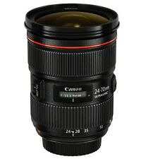 Canon EF 24-70mm F2.8L Mark II USM Zoom Lens (UK)