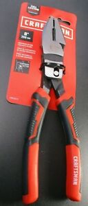 "Craftsman CMHT81717 8"" Compound Action Lineman Pliers New"