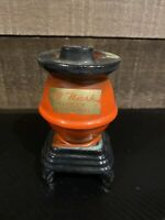 Vintage '49 NASH Pot Belly Stove Dealer Promotional Ashtray 1949 Promo Depot