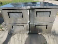 True Refrigerated Drawer Unit Work Table