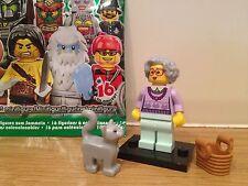 LEGO SERIES 11 GRANDMA MINT CONDITION