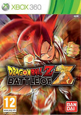 Dragon Ball Z Battle of D1 Xbox 360 Xbox360 Video Game UK Release