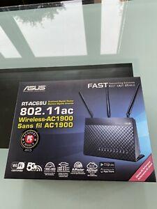 ASUS RT-AC68U Dual Band AC1900 Gigabit Router