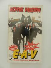 VHS Video Kassette EAV Echte Helden