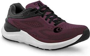 Topo Athletic Women's Ultrafly 3 Running Shoes, Wine/Black, 12 B(M) US