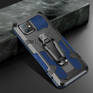 Shockproof Hybrid Armor Case For iPhone 13 12 Pro Max 11 XS XR 8 7 Plus SE Cover