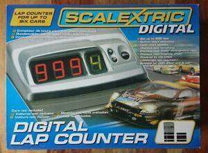Scalextric Digital C7039 Digital Lap Counter NEW