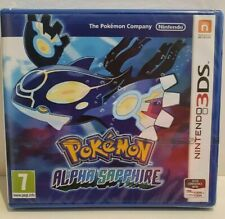 Pokémon Alpha Sapphire - Brand New Sealed - Nintendo 3DS