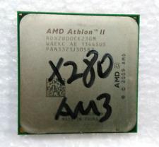 AMD Athlon II X2 280 3.6GHz Dual-Core (ADX280OCK23GM) Processor