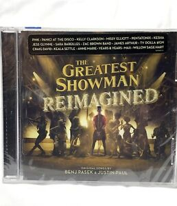 The Greatest Showman Reimagined (CD 2018) ~ NEW & SEALED