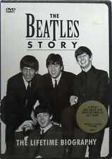 DVD THE BEATLES  Story - The Lifetime Biography - Neuf