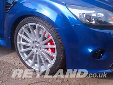 Focus RS Mk2  350mm brake kit with AP Racing 4 pot calipers  NO SPACERS NEEDED!
