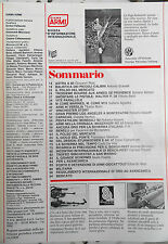DIANA ARMI 12/1982 CACCIA BERETTA WALTHER COLT UBERTI BENELLI MASZYNOWY BENCH