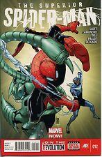 Superior Spider-Man #12 (2013, Marvel)