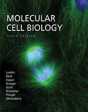 Molecular Cell Biology by Arnold Berk, Monty Krieger, Paul T. Matsudaira-F068