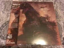 Death Waltz AKIRA IFUKUBE Godzilla Atomic SOUFFLE BLEU Vinyle soundtrack seulement 400