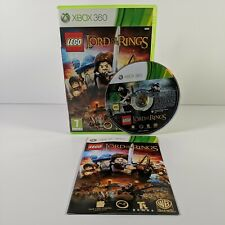 Xbox 360 LEGO The Lord of the Rings Video Game Complete