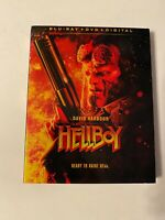 Hellboy w/ Slipcover (Bluray/DVD, 2019) [BUY 2 GET 1]