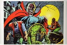 LEGION Of MONSTERS PRINT Tomb Of Dracula Frankenstein Wolfman Man-Thing