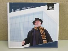 Knut Skram - Baritone - Concert Recordings CD -Simax Classics (Verdi/Wagner)