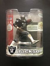 McFarlane Bo Jackson Oakland Raiders NFL Legends Series 3 Figure. Brand New