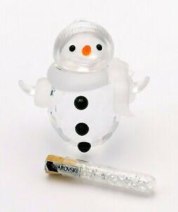 Swarovski Crystal snowman 250229