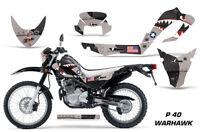 Dirt Bike Decal Graphic Kit MX Sticker Wrap For Yamaha XT250X 2006-2018 WARHWK K