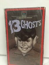 13 Ghosts Horror Betamax Tape