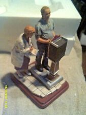 """VANMARK MASTERS OF MIRACLES 9"""" DOCTOR FIGURINE STATUE - DIAGNOSIS DIET W/BOX"""