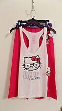 Hello Kitty Pajama Set, size Medium, NEW!