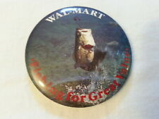 Zany Wal-mart Pin - Fishin for Great Value - Totally Unique