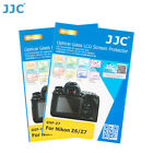 JJC 2PCS 0.3mm 9H Optical Tempered Glass Screen Protector for Nikon Z5 Z6 Z7 II