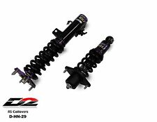 D2 Racing RS Coilovers For 2011-2007 Honda CRV FWD AWD 36 Way Adjustable D-HN-29