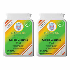 COLON CLEANSE CLEANSER Candida, Detox, IBS and Digestive Health Weight Loss diet