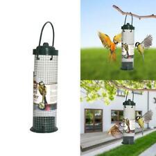 1Pcs Hängen Kunststoff Grün Sicher Nontoxic Vogel Zufuhr Im Freien Garten