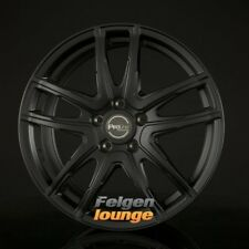 4 Alufelgen ProLine Wheels  VX100 Black Matt (BM) 5,5x14 ET36 4x108 ML63,4 NEU