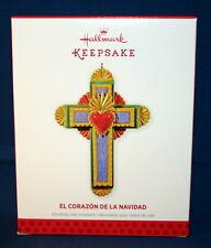 HALLMARK  ORNAMENT 2013 EL CORAZON DE LA NAVIDAD---MEXICAN PRAYER