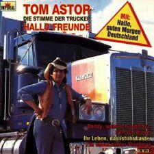 Tom Astor – Hallo Freunde (Die Stimme der Trucker)  / EMI Electrola CD 1987